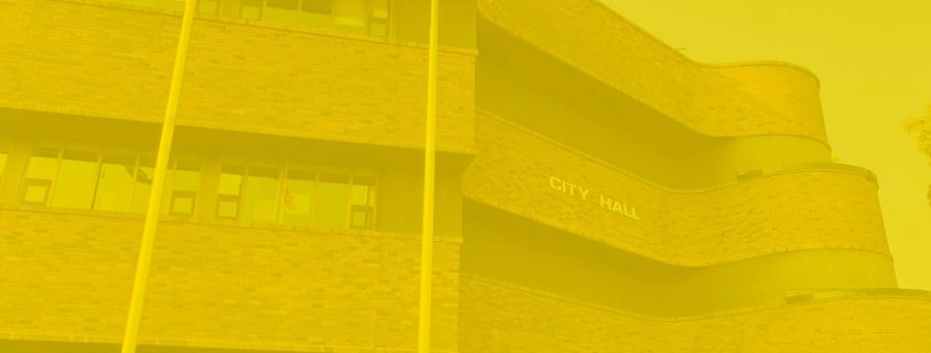 City Hall in Spruce Grove